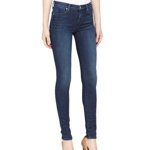 J Brand 620 Mid Rise Super Skinny Jeans in Fix